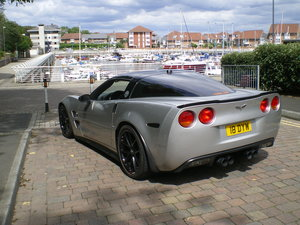 2005 Corvette C6, 6.0L LS2 Auto T Top, ZR1 bodywork P/X Bikes Etc For Sale