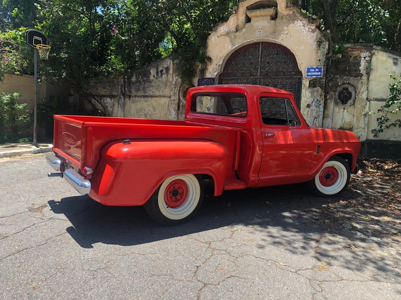 CHEVROLET C10 PICK UP VERY RARE 1972 STEPSIDE LEFT HAND LHD For Sale (picture 2 of 6)