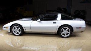 1996 Corvette Collector Edition Rare 1 of 751 Silver $24.9k$ For Sale