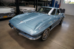 1964 Chevrolet Corvette 327/365HP L76 V8 Coupe with AC SOLD