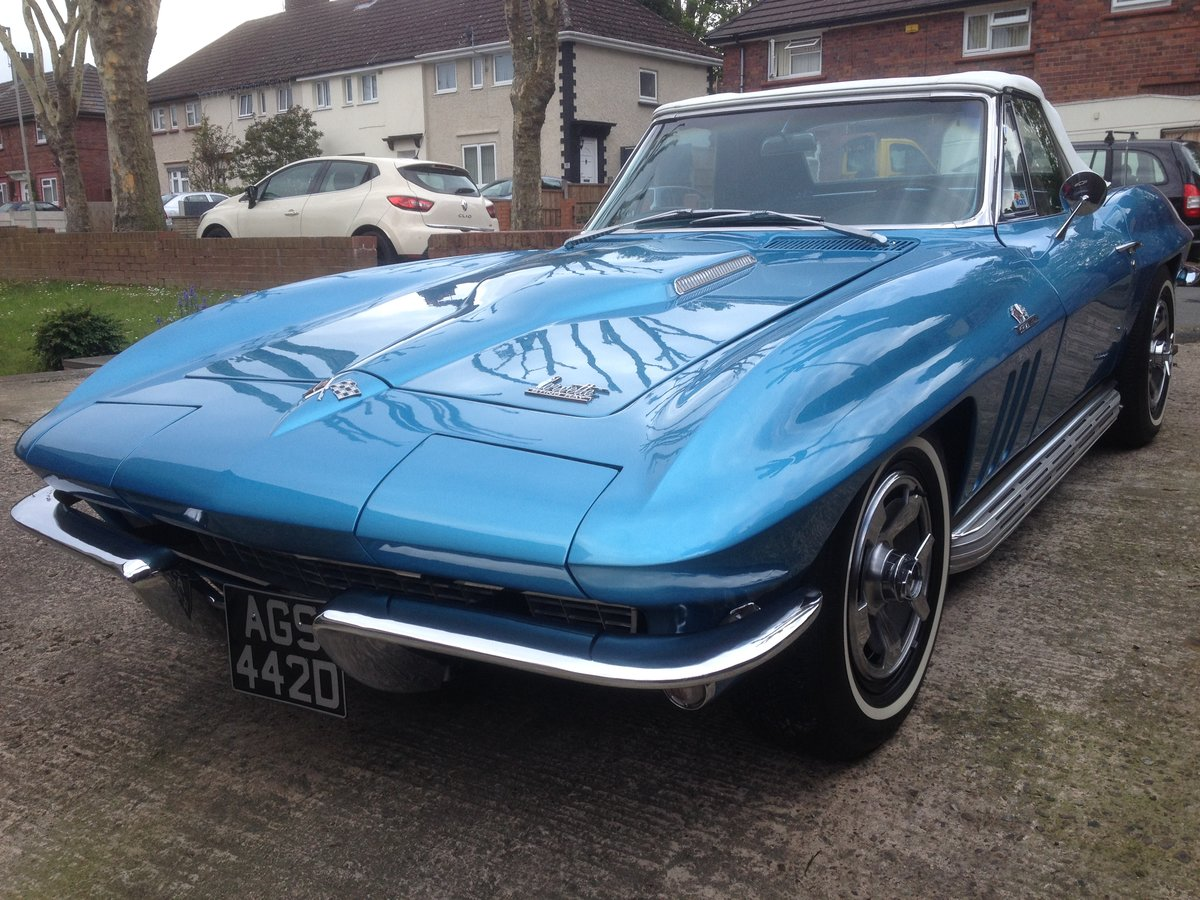 1966 Corvette C2 427/390 convertible For Sale (picture 2 of 6)