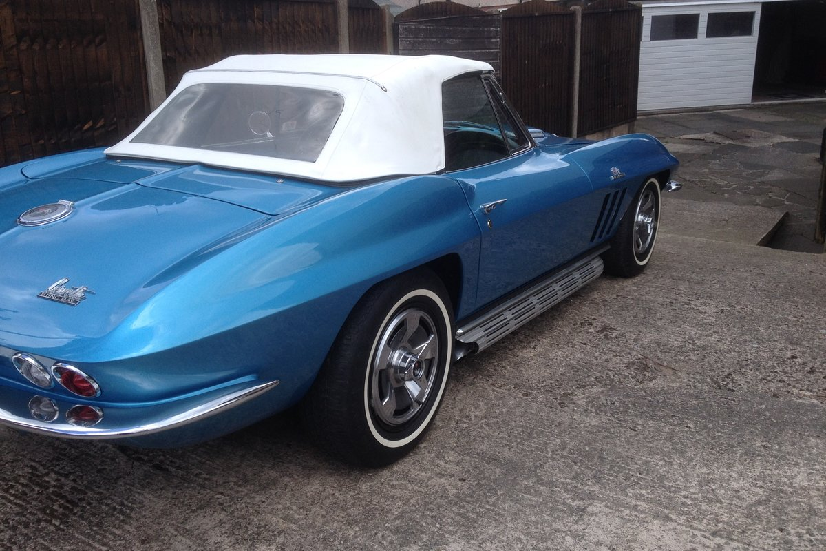 1966 Corvette C2 427/390 convertible For Sale (picture 3 of 6)