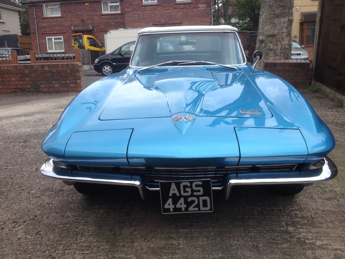 1966 Corvette C2 427/390 convertible For Sale (picture 4 of 6)