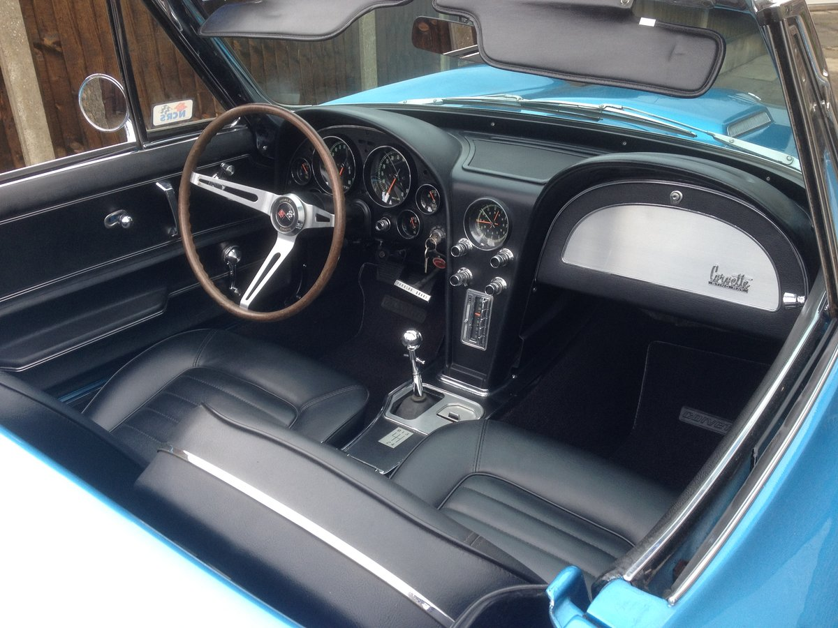 1966 Corvette C2 427/390 convertible For Sale (picture 5 of 6)