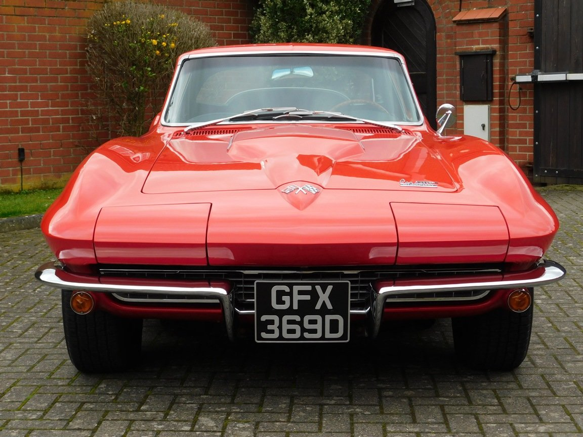 1966 Chevrolet Corvette Stingray Coupe For Sale (picture 2 of 24)