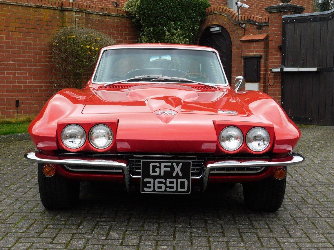 1966 Chevrolet Corvette Stingray Coupe For Sale (picture 4 of 24)