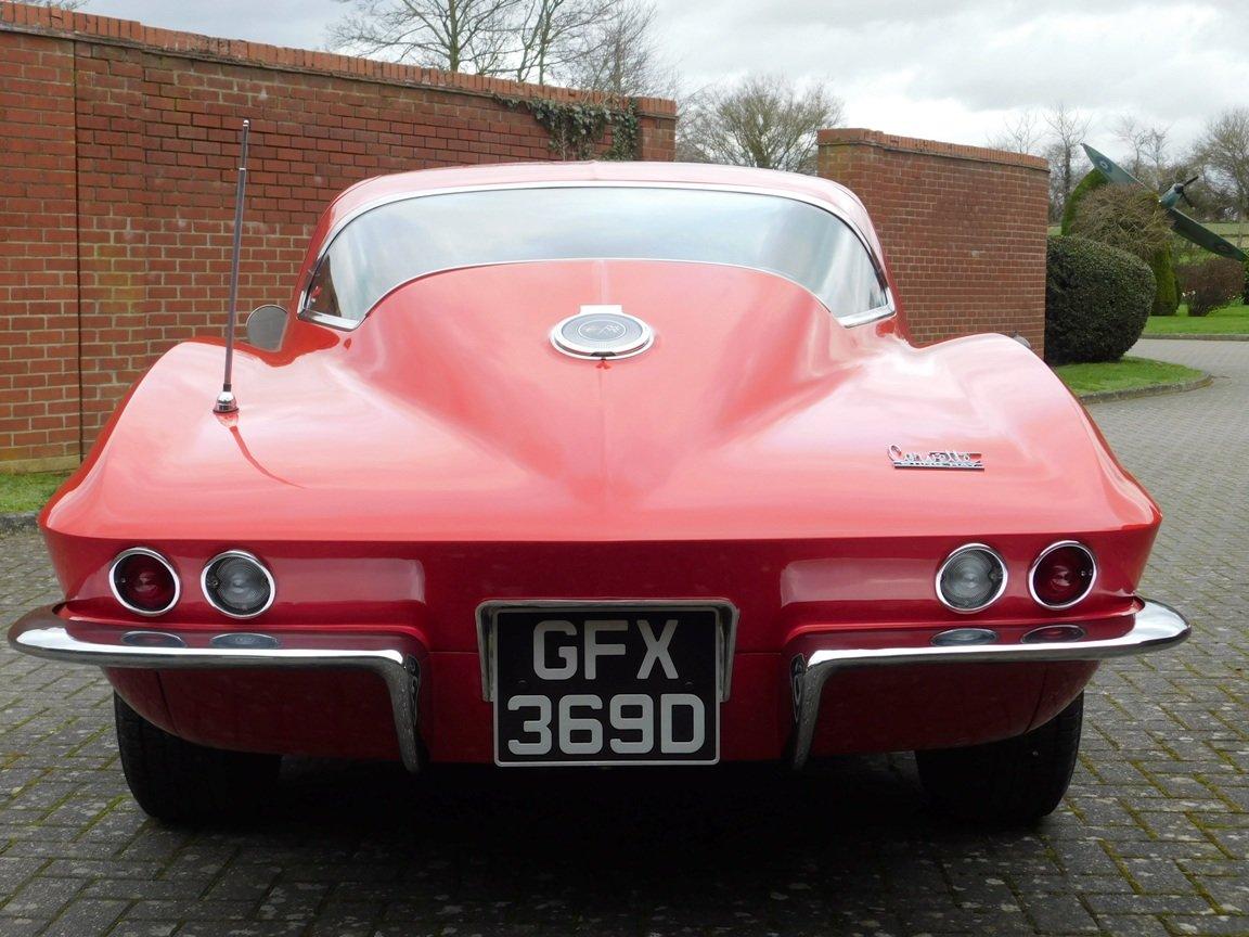 1966 Chevrolet Corvette Stingray Coupe For Sale (picture 7 of 24)
