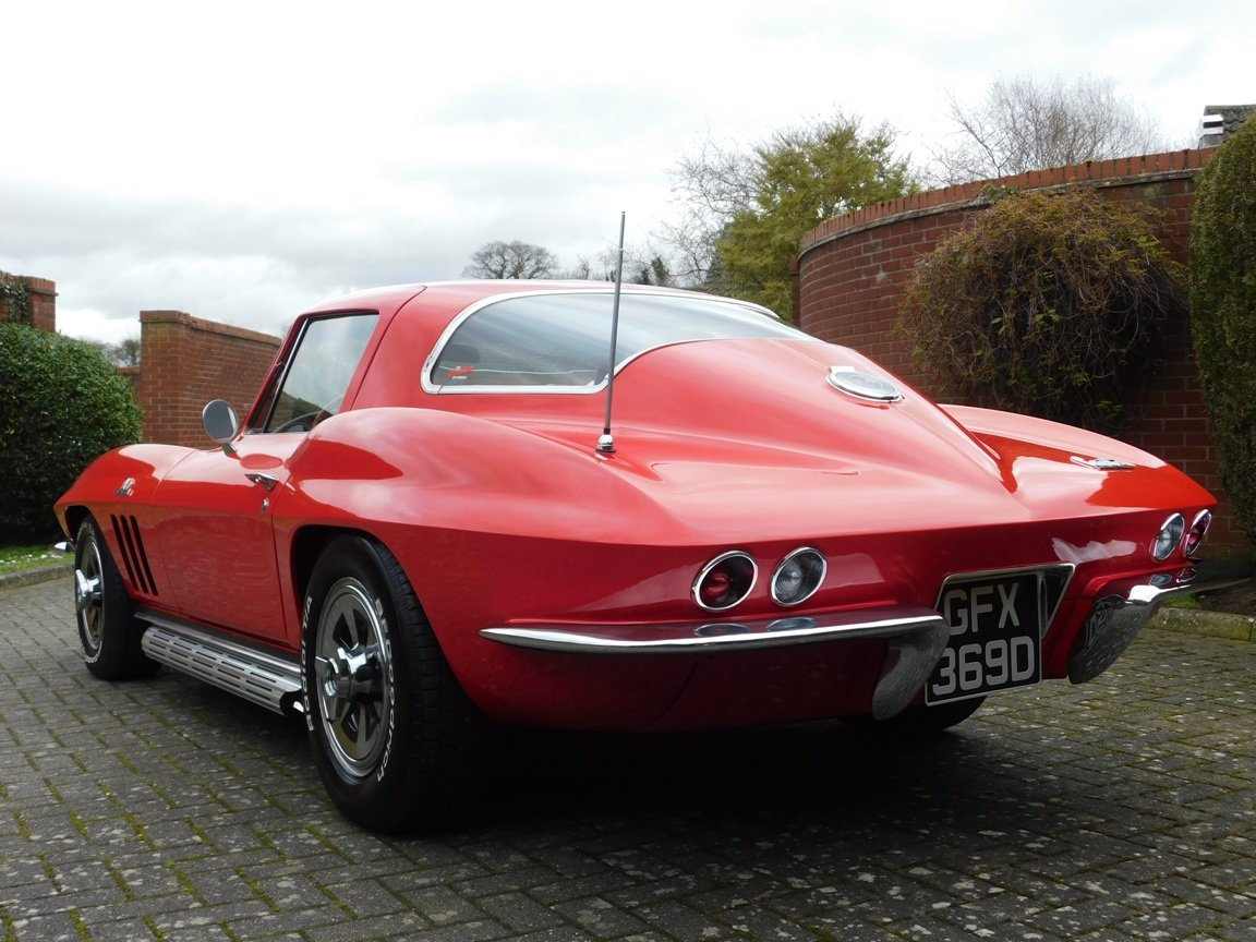 1966 Chevrolet Corvette Stingray Coupe For Sale (picture 8 of 24)