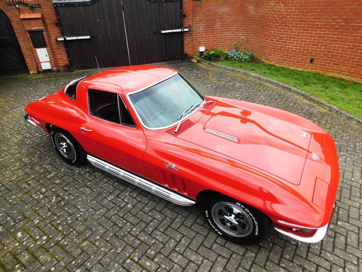 1966 Chevrolet Corvette Stingray Coupe For Sale (picture 10 of 24)