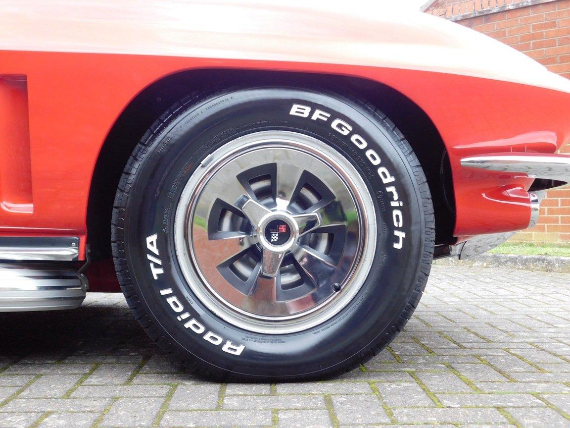 1966 Chevrolet Corvette Stingray Coupe For Sale (picture 11 of 24)