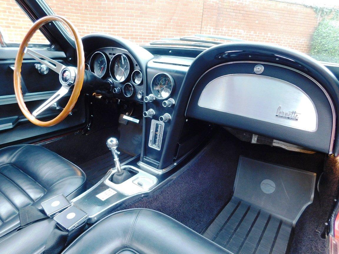 1966 Chevrolet Corvette Stingray Coupe For Sale (picture 15 of 24)