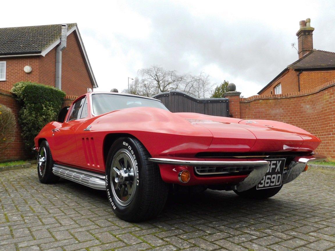 1966 Chevrolet Corvette Stingray Coupe For Sale (picture 18 of 24)