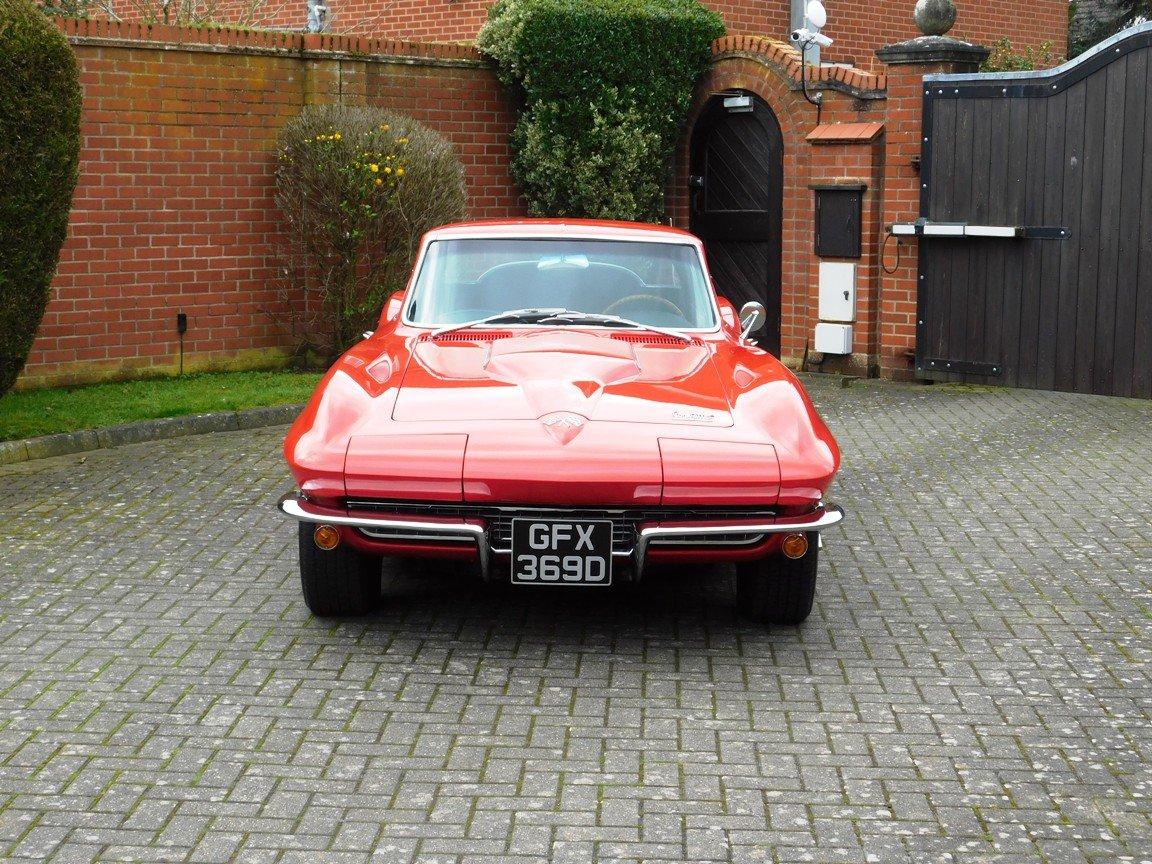 1966 Chevrolet Corvette Stingray Coupe For Sale (picture 22 of 24)