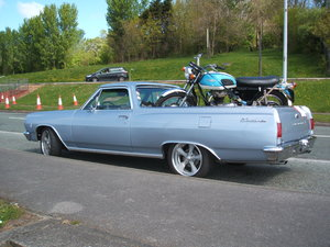 1965 El Camino Restomod . See video!