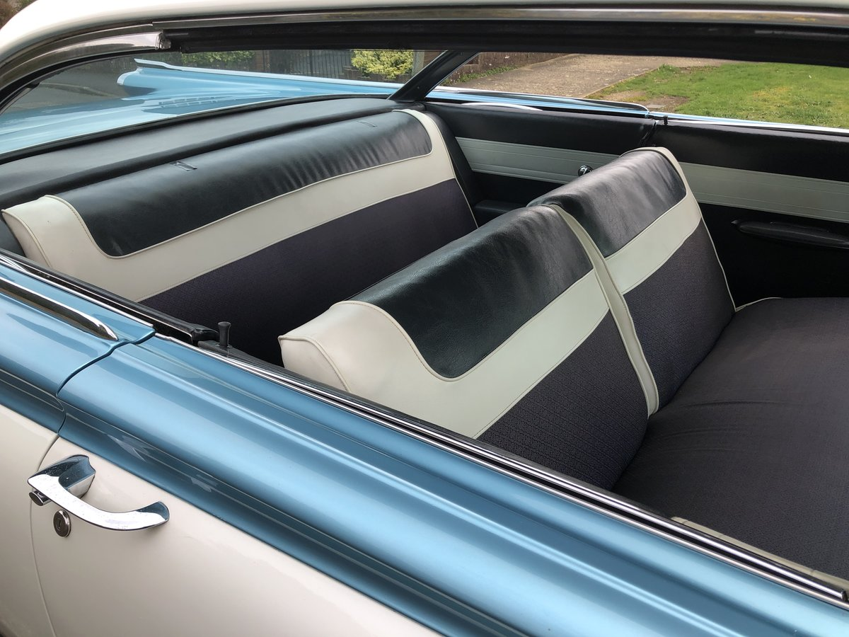 1959 OLDSMOBILE DYNAMIC 88 TWO DOOR PILLARLESS COUPE 371 V8 For Sale (picture 4 of 6)