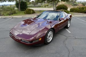 Picture of 1993 Chevy Corvette 40th Anniversary SOLD