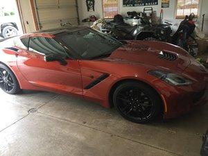 2016 Chevrolet Corvette z52 (Strongsville, OH) $65,000 obo