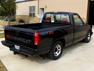 1990 Chevrolet 454 SS Pick-Up Truck only 11k miles $34.5k