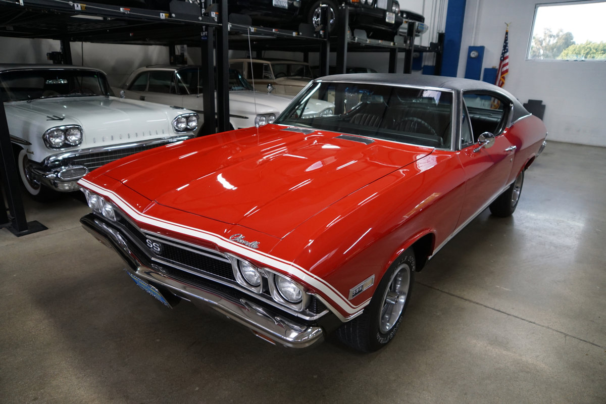 1968 Chevrolet Chevelle SS396 4spd manual 2 Dr Htop For Sale (picture 1 of 6)