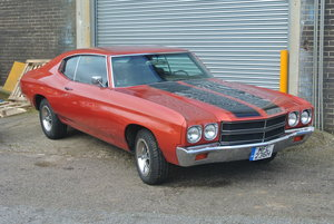 1970 Chevrolet Chevelle 2Dr -- The one to have !!