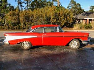1957 Chevrolet Bel Air Sport Coupe (Pensacola, FL)