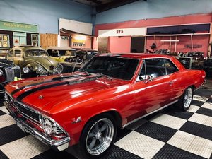 1966 Chevrolet Chevelle Super Sport Great Price For Sale