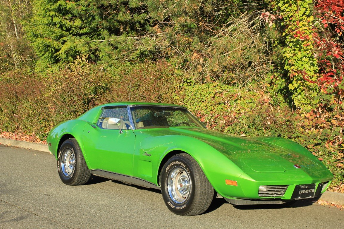 1975 Chevrolet Corvette Stingray  For Sale by Auction (picture 1 of 6)