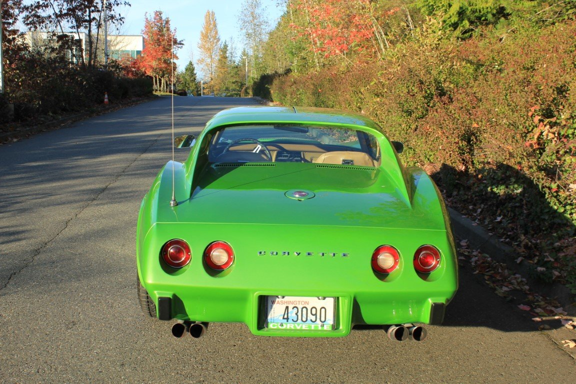 1975 Chevrolet Corvette Stingray  For Sale by Auction (picture 2 of 6)