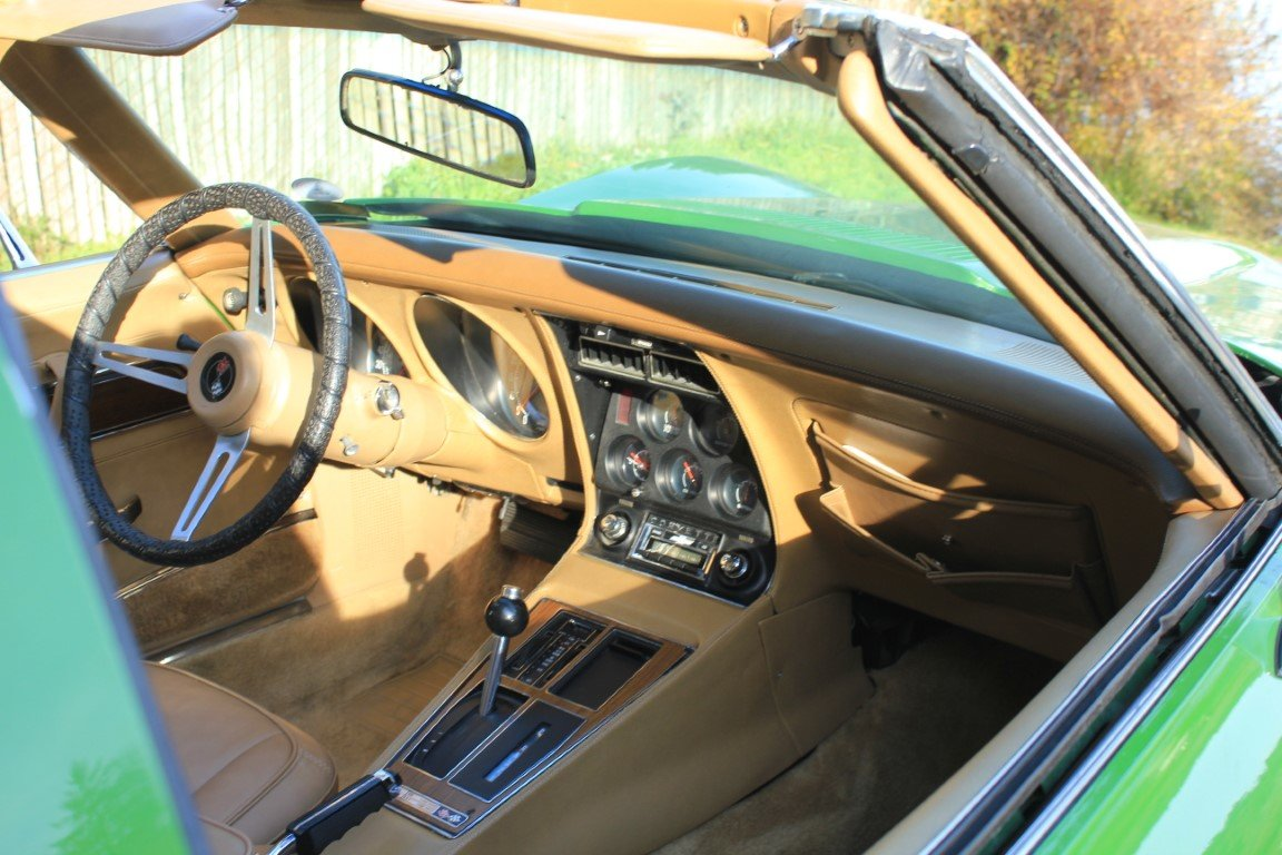 1975 Chevrolet Corvette Stingray  For Sale by Auction (picture 6 of 6)