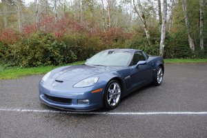 2012 Chevrolet Corvette C6 Z16 Widebody Grandsport 2LT For Sale