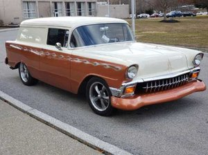 1956 Chevrolet Sedan Delivery (Pleasant Valley, NY) $28,500  For Sale