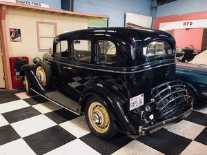 1934 Chevrolet Master Deluxe Fully Restored