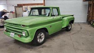 1966  Chevrolet c10 350