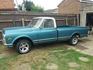 1969 Chevy c10 pick up For Sale