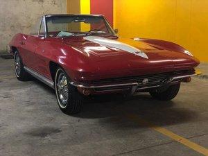 Picture of 1964 Corvette Stingray 327 V8 - MANUAL TRANSMISSION For Sale