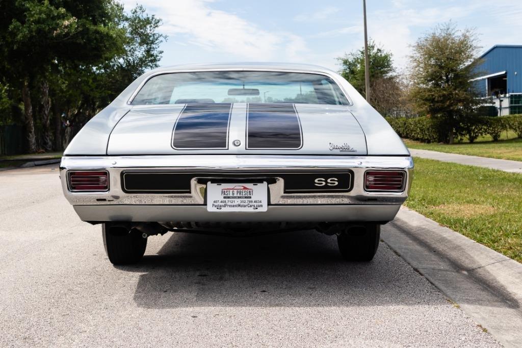 1970 Chevrolet Chevelle SS (Winter Garden, FL) $59,900 obo For Sale (picture 4 of 6)