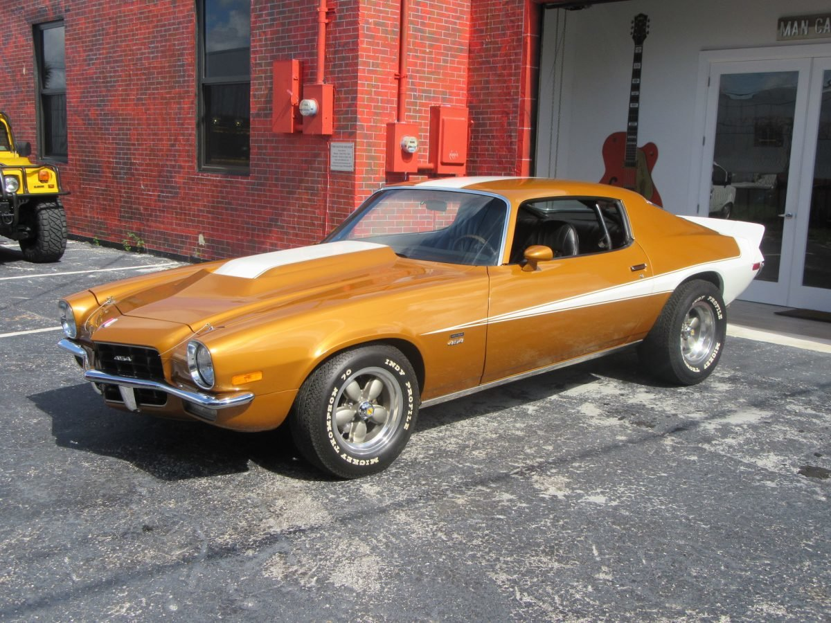 1973 Motion Performance Phase III Camaro Fast 475-HP $129.5k For Sale (picture 1 of 6)