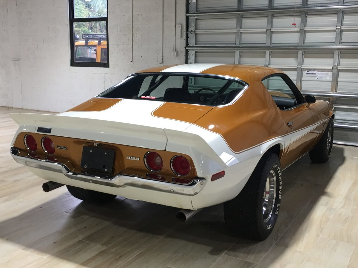 1973 Motion Performance Phase III Camaro Fast 475-HP $129.5k For Sale (picture 3 of 6)
