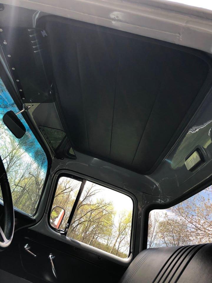 1955 Chevrolet 3100 1/2 ton Short Box Big Window Cab NAPCO For Sale (picture 5 of 6)