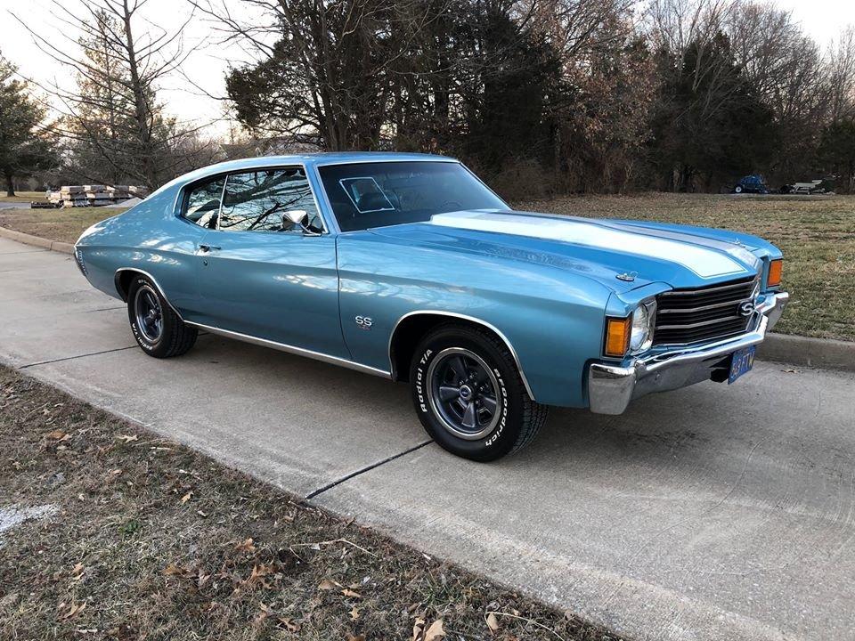 1972 Chevrolet Chevelle Malibu (Wentzville, Mo) $36,900 obo For Sale (picture 1 of 6)