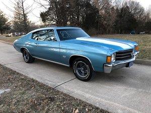 1972 Chevrolet Chevelle Malibu (Wentzville, Mo) $36,900 obo