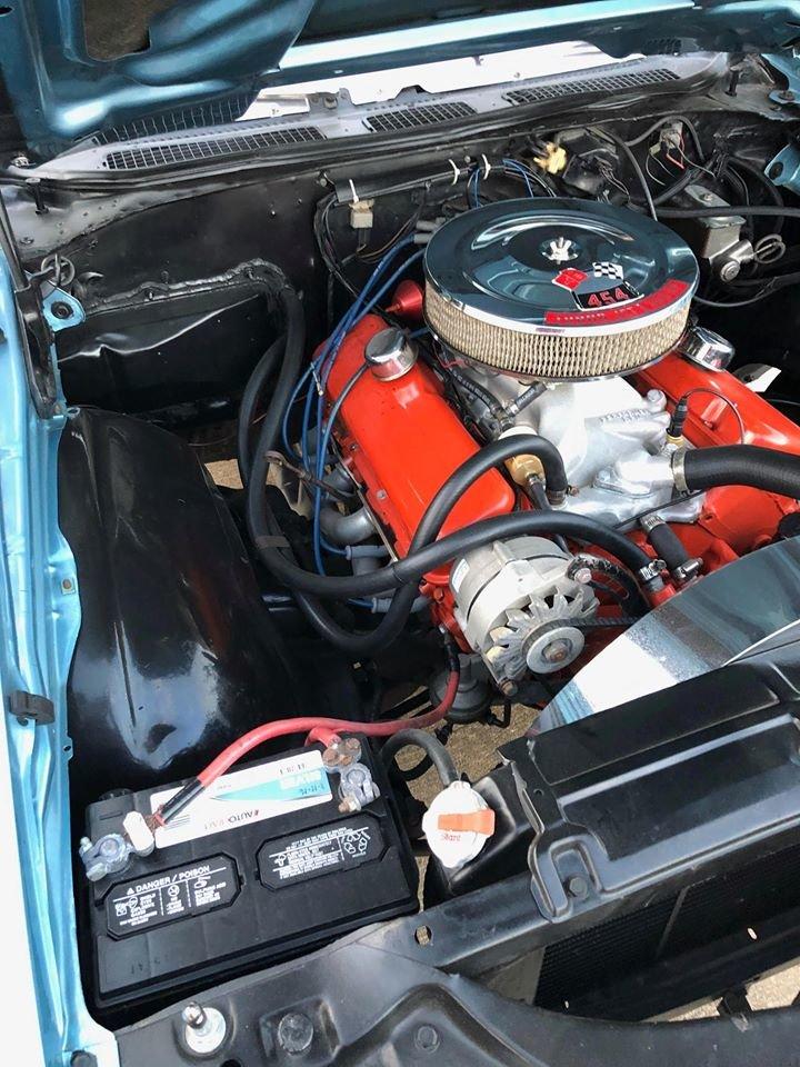 1972 Chevrolet Chevelle Malibu (Wentzville, Mo) $36,900 obo For Sale (picture 4 of 6)
