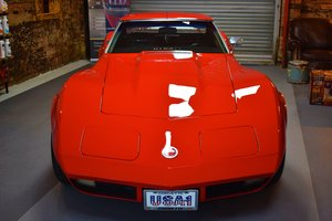Chevrolet Corvette 454 V8 Big Block 2 Owners