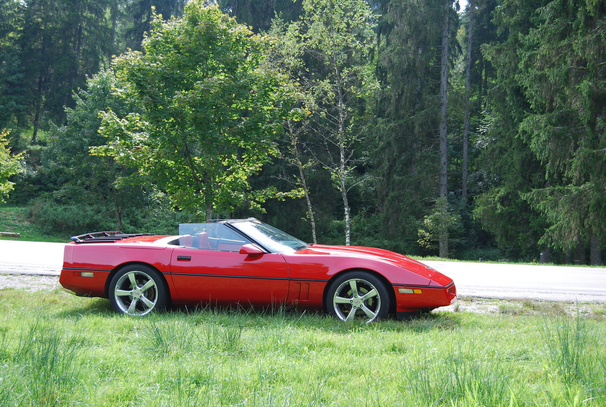 1987 Corvette C4 Convertible  For Sale (picture 5 of 6)