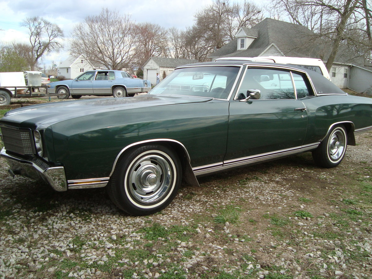 1970 Chevrolet Monte Carlo For Sale (picture 1 of 6)
