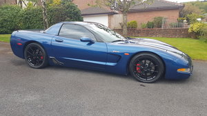 Picture of 2002 Corvette C5 Z06 6 Speed Manual V8 SOLD