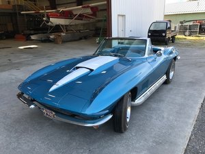 1967 Chevrolet Corvette Roadster  For Sale by Auction