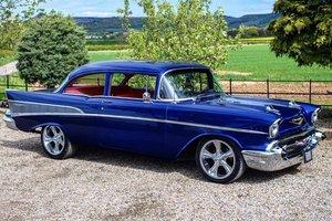 Picture of 1957 Chevrolet 210 350 V8 2-door Custom Coupe-Full Rebuild SOLD