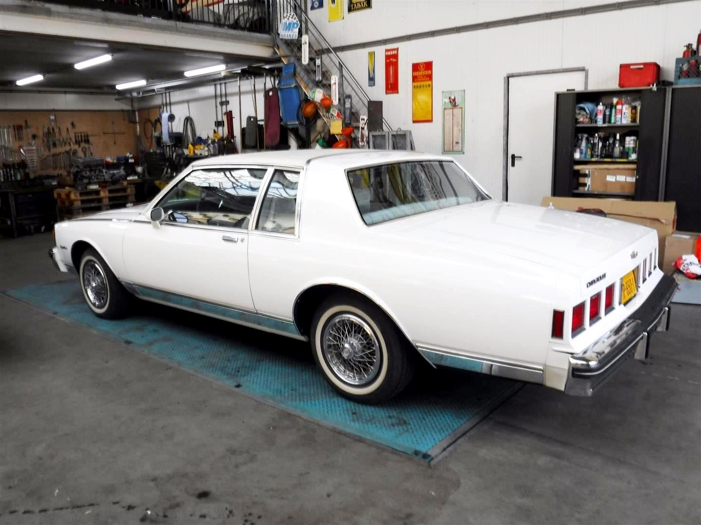 Chevrolet Caprice Classic V8 1984 For Sale (picture 2 of 6)
