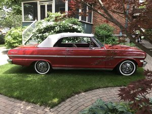 Picture of 1963 Chevrolet Nova SS Convertible (Grand Blanc, MI)